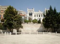 Ανακατασκευή Ηρώου Δημ. Κήπου Καβάλας (Έμπροσθεν Δημαρχείου)